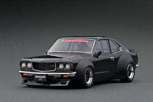 IG2030 Mazda Savanna (S124A) Racing  Black