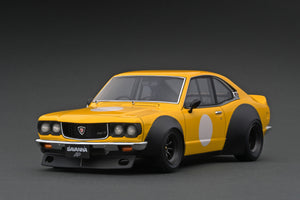 IG2032 Mazda Savanna (S124A) Racing  Yellow