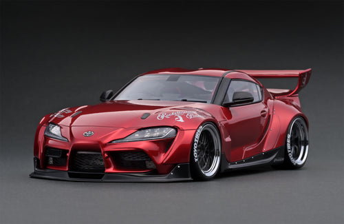 IG2035 PANDEM Supra (A90)  Red Metallic --- PREORDER (delivery in Jan/Feb 2021)