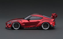 IG2035 PANDEM Supra (A90)  Red Metallic