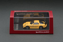 IG2062  Mazda RX-7 (FD3S) RE Amemiya Matte Yellow