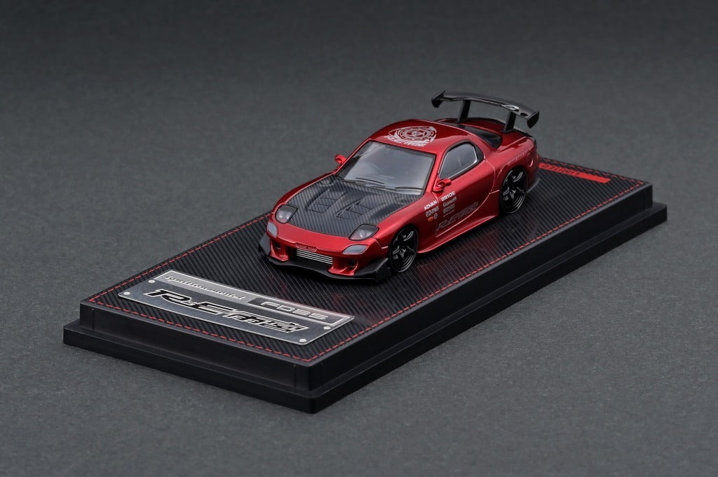 IG2063  Mazda RX-7 (FD3S) RE Amemiya Red Metallic