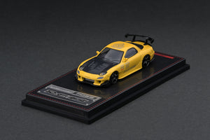 IG2064  Mazda RX-7 (FD3S) RE Amemiya Yellow