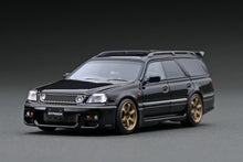 IG2078 Nissan STAGEA 260RS (WGNC34) Black