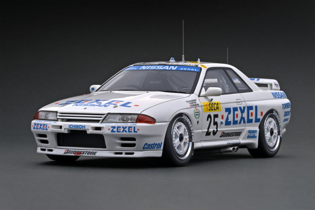 IG2113 ZEXEL SKYLINE (#25) 1991 SPA 24 hours --- PREORDER (delivery in Sep/Oct 2020)