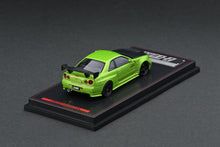 IG2126 Nismo R34 GT-R Z-tune  Green Metallic