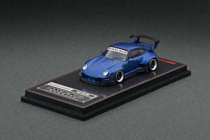 IG2150  RWB 993 Matte Blue Metallic
