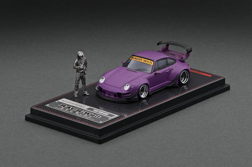 IG2151  RWB 993 Matte Purple With Mr. Nakai