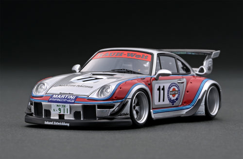 IG2169 RWB 993  Silver/Red --- PREORDER (delivery in Sep/Oct 2020)