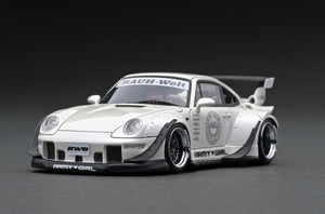 IG2176 RWB 993 Pearl White --- PREORDER (delivery in Jan/Feb 2021)