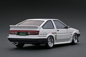 IG online shop/event special! IG2207 Toyota Sprinter Trueno (AE86) 3Door TK-Street Ver. White With DK --- PRORDER (delivery in Aug 2020)