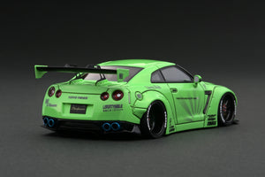 IG2270  LB-WORKS GT-R (R35) Green Metallic --- PREORDER (delivery in Feb-Apr 2021)