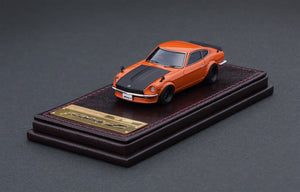 IG2308 Nissan Fairlady Z (S30)  Orange