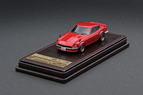 IG2310 Nissan Fairlady Z (S30) Red --- PREORDER (delivery in Q1/2021)