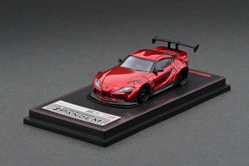 IG2332  PANDEM Supra (A90) Red Metallic