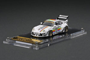 IG2367 RWB 993   White --- PREORDER (delivery in Jul-Sep 2021)