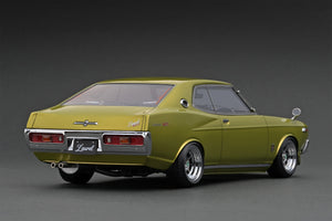 IG2402 Nissan Laurel 2000SGX (C130)  Green --- PREORDER (delivery in Jul-Sep 2021)