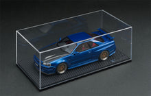 IG0100  IG-Model Clear Case (1/18 Scale)