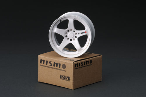 IG online shop limited!  IG1712  1/6 NISMO LM GT4 Wheel White