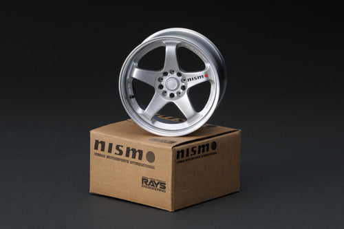 IG online shop limited!  IG1714  1/6 NISMO LM GT4 Wheel Silver