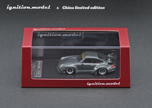 IG2261  RWB 993 Gun Metallic (China limited edition)