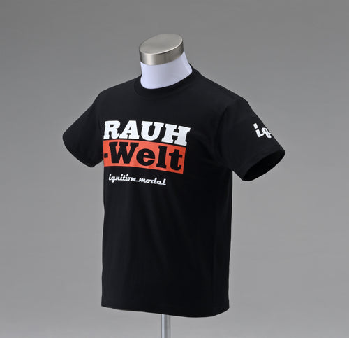 IG2275  RWB ×IG  Collaboration   T-shirts A  Black/Orange  size  M