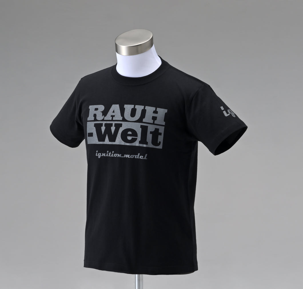 IG2279 RWB ×IG  Collaboration   T-shirts A  Black/Gray  size  M