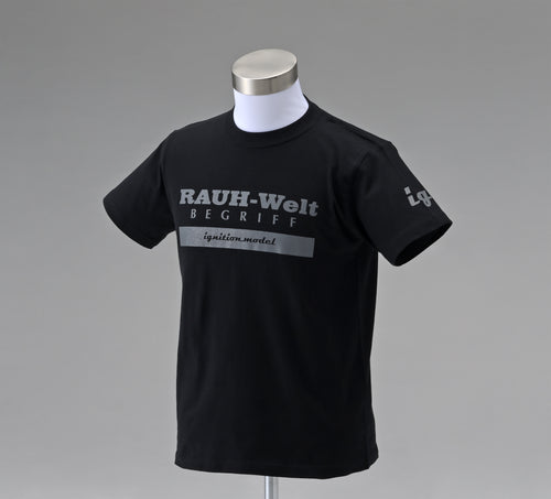 IG2281 RWB × IG  Collaboration   T-shirts B  Black/Gray  size  M