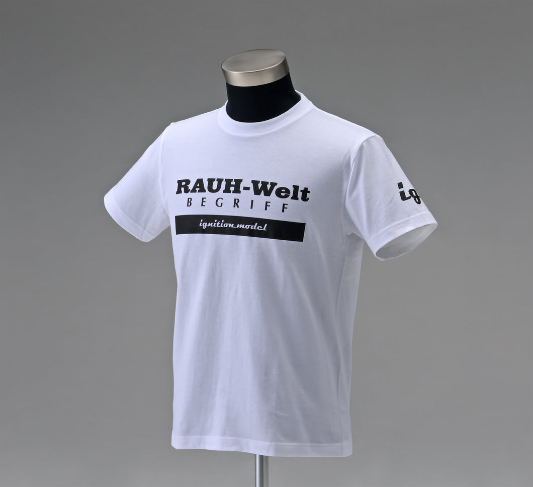 IG2283 RWB × IG  Collaboration   T-shirts B  White/Black  size  M