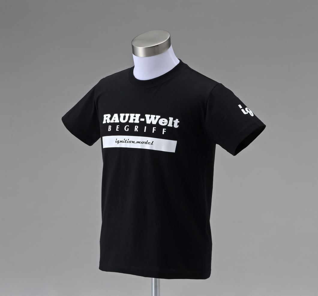 IG2285 RWB × IG  Collaboration   T-shirts B  Black/White  size  M