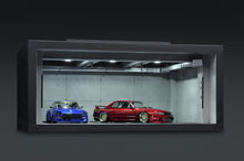 IG online shop limited!  IG1881 1/18 IG-Model Underground Parking Diorama Ver2
