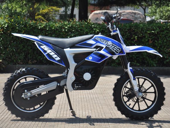 Dirt Bike 500W; 36 V Lithium Electric