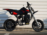 Gas Powered Mini Dirt Bike; 40cc 4-stroke