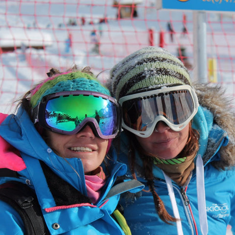 Ski lessons in Val Thorens from SkiCool