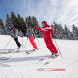 Lesson from ski school ESF Megeve