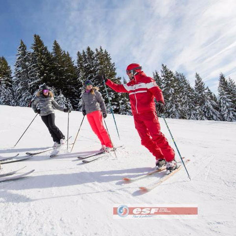Instructor from Megeve - Ski school ESF Megeve
