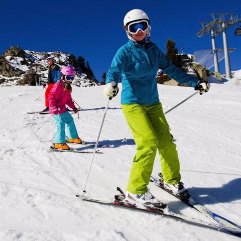 Ski lesson from ESF Val Thorens