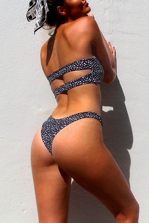 Day Dot Bikini Bottoms in black