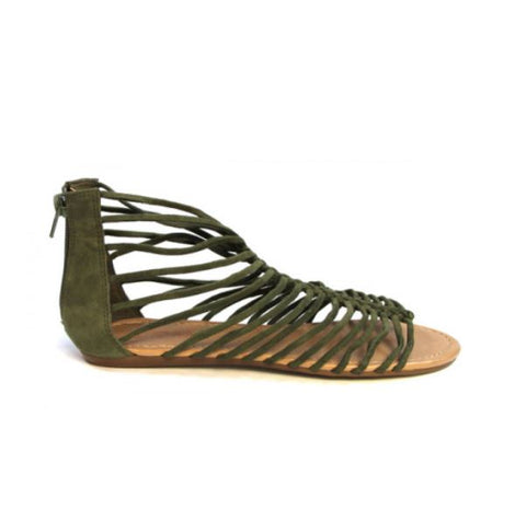 Just Because Denaruu Sandal in Tan