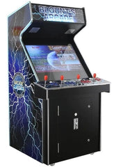 4 Player Stand Up Arcade Machine