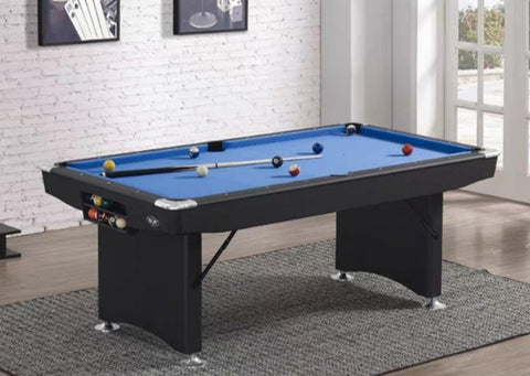 Bishop Foldable Pool Billiard Table - Centrum Leisure Singapore