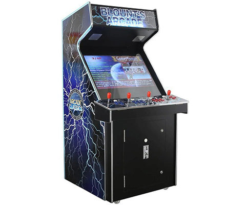 4-Player Standup Arcade Machine