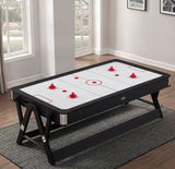 Atlanta Pool Air Hockey Table Tennis Multi Game Table