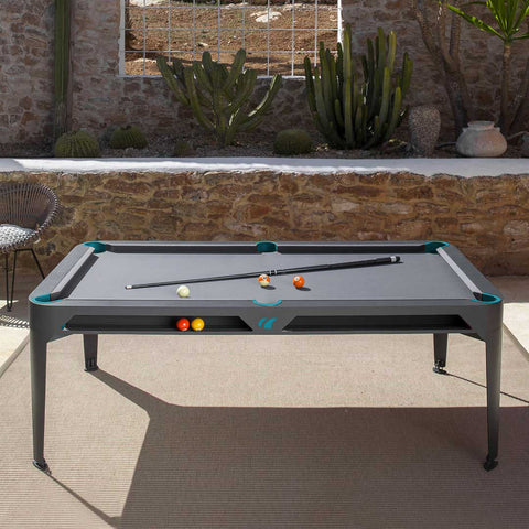 Hyphen Outdoor / Indoor Dining Pool Table