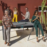 Hyphen Outdoor Dining Pool Table Singapore