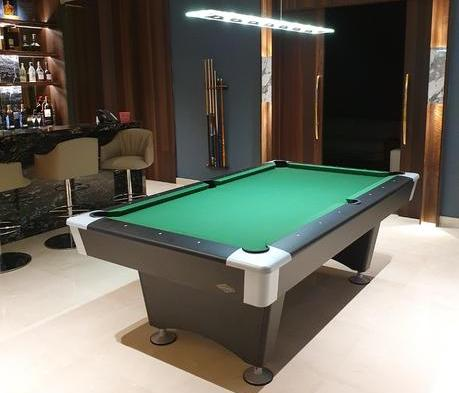 Brunswick Black Wolf Pool Table (Special Promotion!)