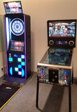 Electronic Pinball Arcade Machine (800+ games in 1, Free Play / Coin-op) - CentrumLeisure