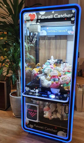 Kawaii Crane Catcher Arcade Machine