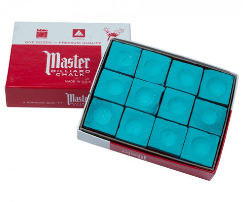 Master Chalk Blue (12pcs per box)