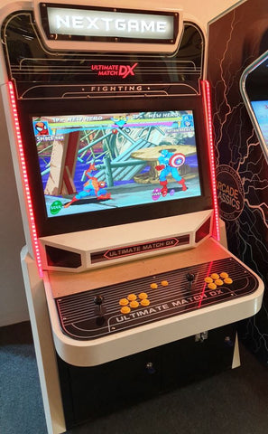 Next Game Ultimate DX Arcade Machine | Centrum Leisure